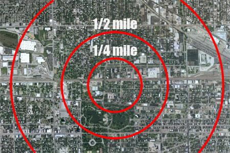 quarter-and-half-mile