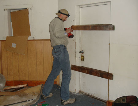 basement-door-board-up