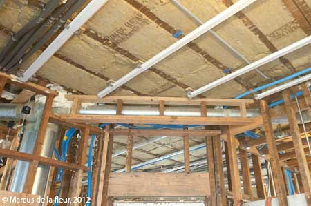 Drop Ceiling Reshaping Our Footprint
