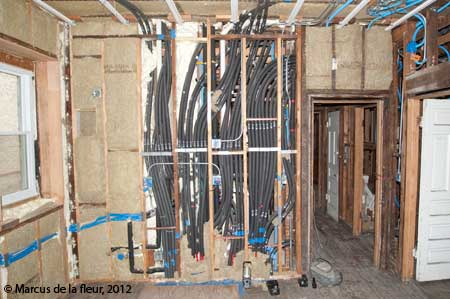 August 2012 reshaping our footprint for Pex pipe for hot water heating