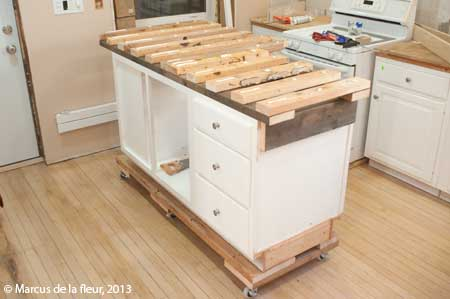 Kitchen Island Top Ideas Island Ideas | Reshaping Our Footprint