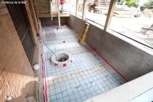 adding more floor components reshaping our footprint