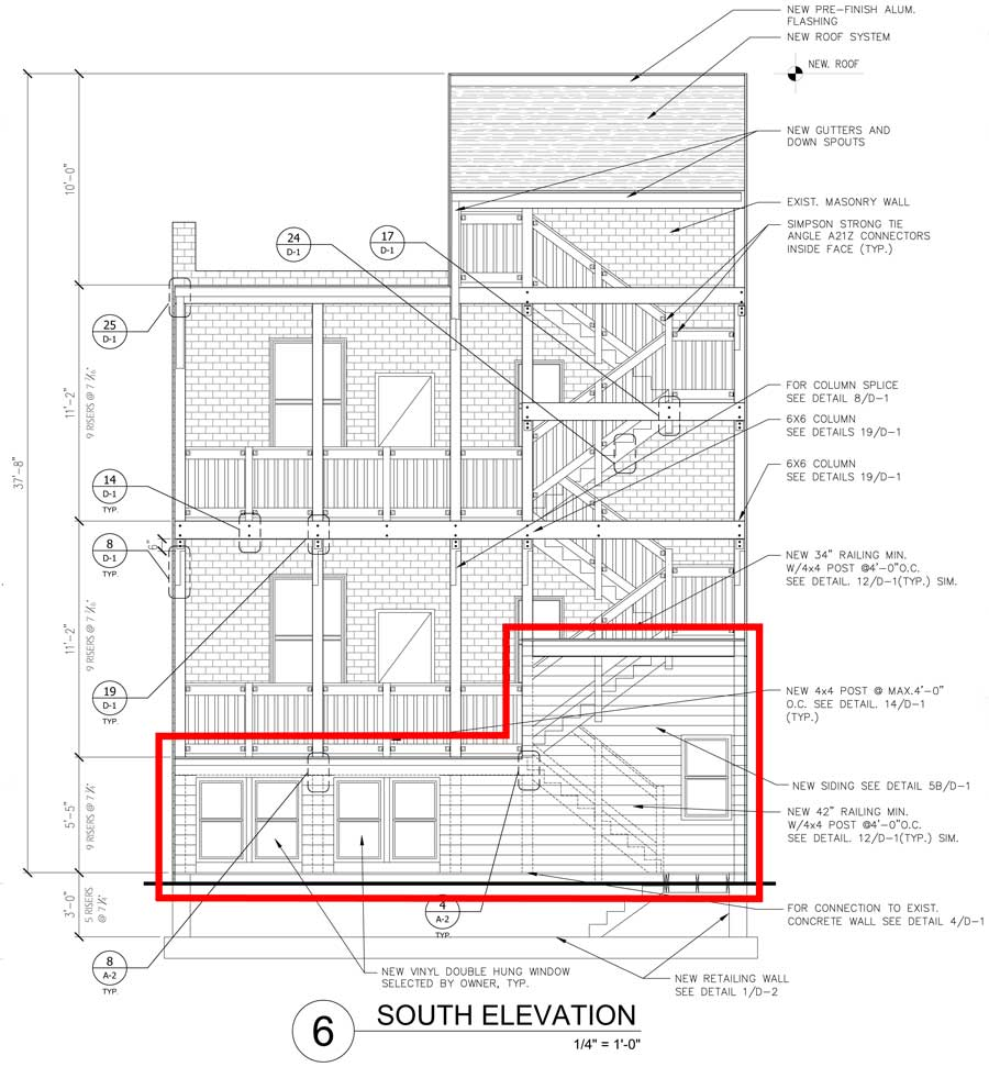 Building Shell Reshaping Our Footprint Page - Basement framing guide