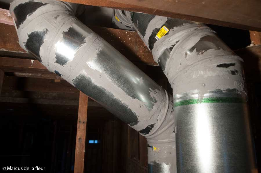 Ventilation Reshaping Our Footprint